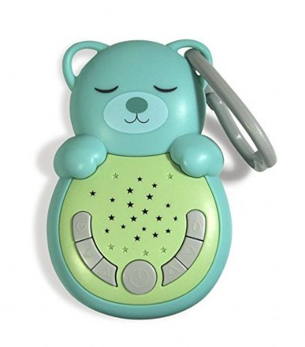 Cloud B Sweet Dreamz Nightlight and Sound Soother - Bear
